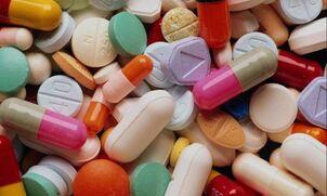Milyen esetekben az antibiotikumok előírják Homeopátia a prosztatitis kezelésében